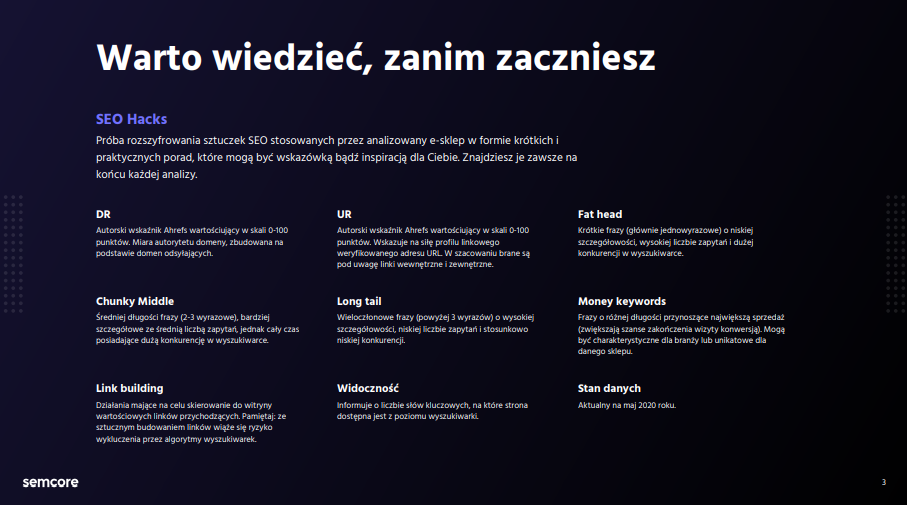 Raport SEO: Jak działają polscy liderzy e-commerce?