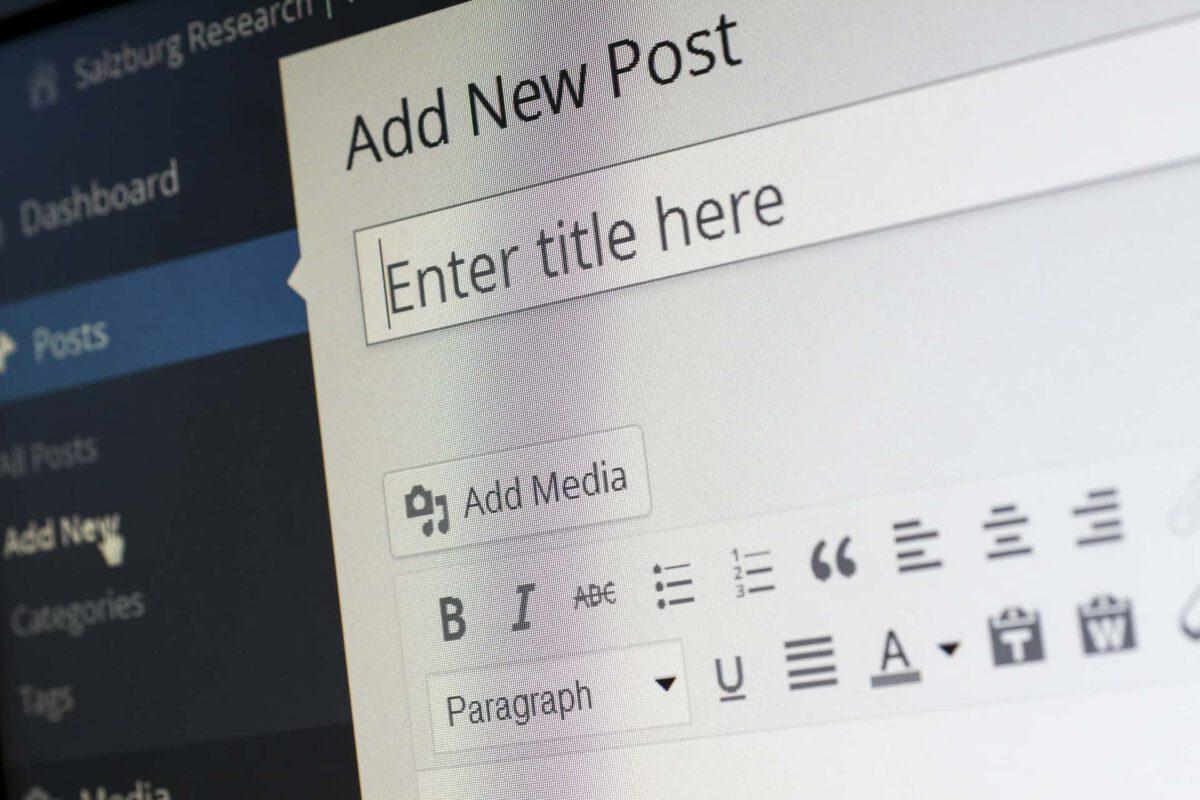 Blog tematyczny a sprzedaż