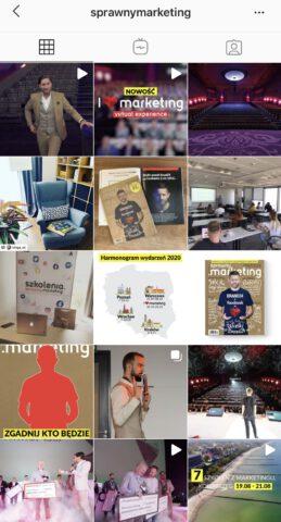 Przegląd najatrakcyjniejszych profili agencji marketingowych na Instagramie
