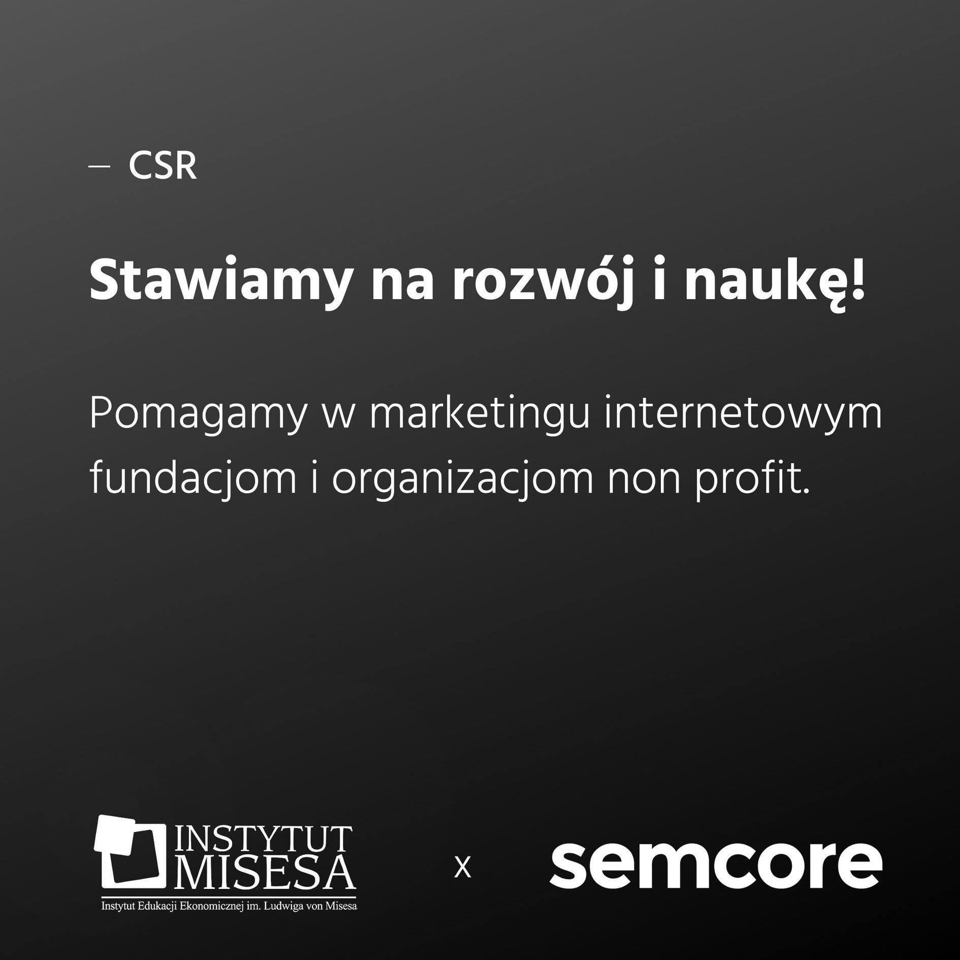 Subiektywne podsumowanie działań CSR z 2020 roku
