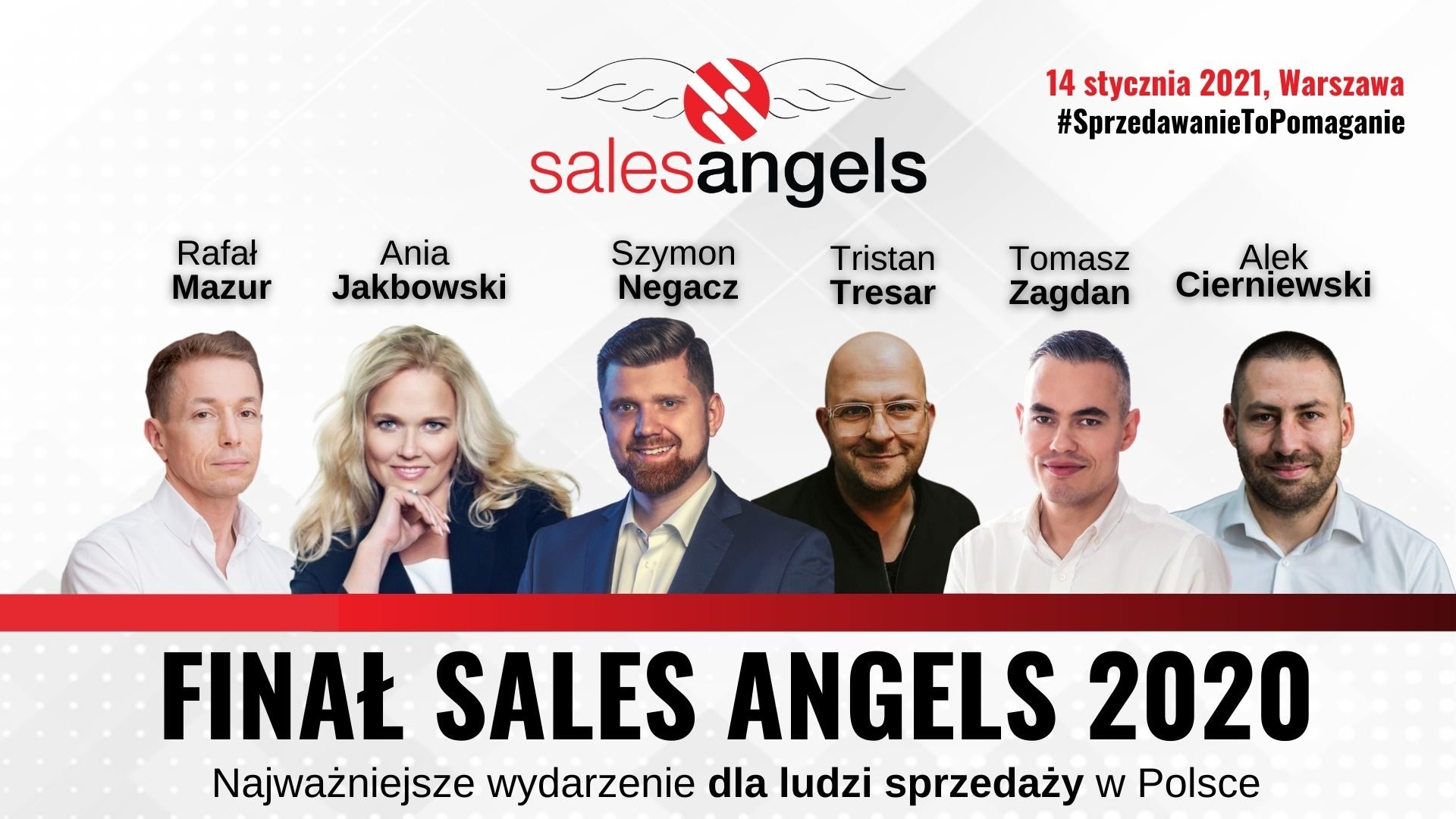 Finał konkursu Sales Angels