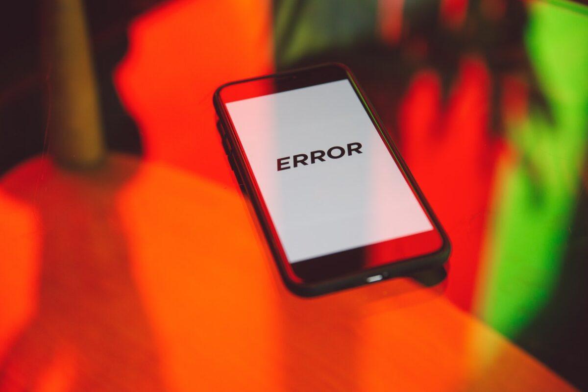 Błąd 503 – co znaczy i jak naprawić?